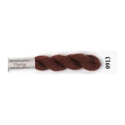 RENAISSANCE DYEING (crewel wool) 0913