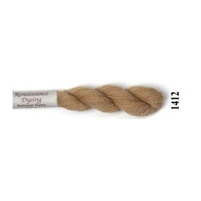 RENAISSANCE DYEING (crewel wool) 1412