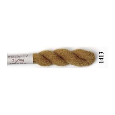 RENAISSANCE DYEING (crewel wool) 1413