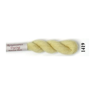 RENAISSANCE DYEING (crewel wool) 1419