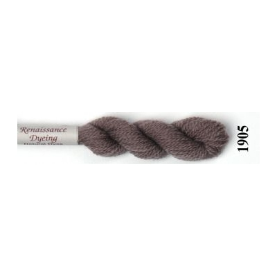 RENAISSANCE DYEING (crewel wool) 1905