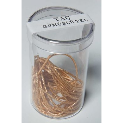 GOLD EMBROIDERY THREAD  TG-003