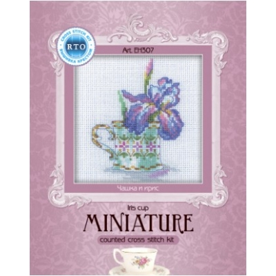 RTO Cross Stitch Kit EH307