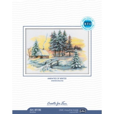 RTO Cross Stitch Kit M196