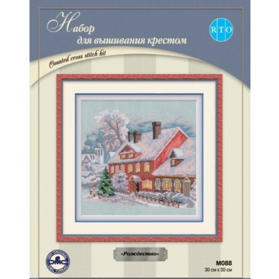RTO Cross Stitch Kit M088