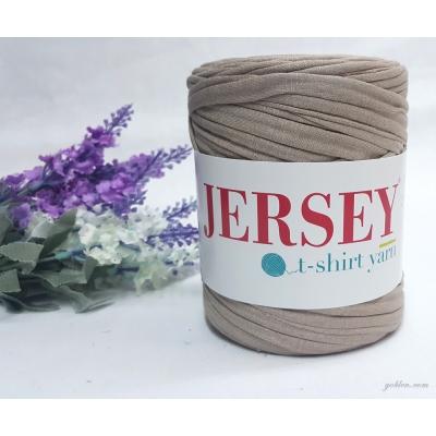 Jersey T-Shirt Yarn Cotton Yarn Patterned Green