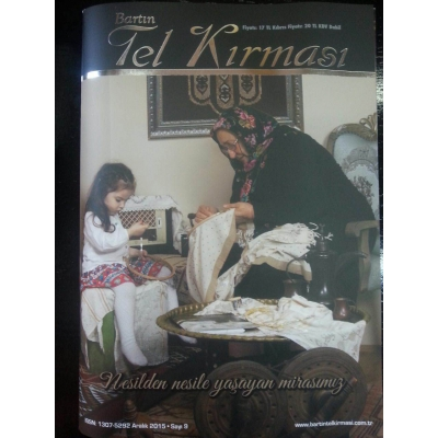 Turkish Traditional Embroidery Book 9