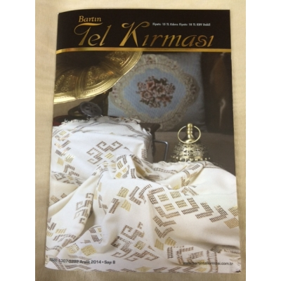 Turkish Traditional Embroidery Book 8