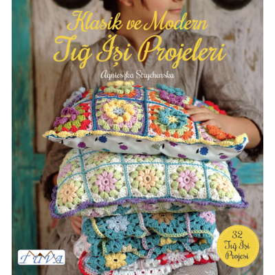 VINTAGE STYLE CROCHET PROJECT BOOK