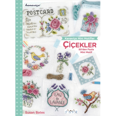 CROSS STITCH MINI MOTIFS: FLOWERS