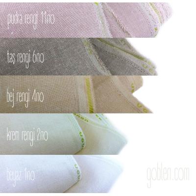 Ugur Ipek Italian Linen Fabric Width:180 cm