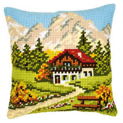 VERVACO TAPESTRY CUSHION PN-0008600