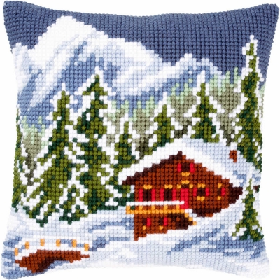 VERVACO TAPESTRY CUSHION PN-0146240