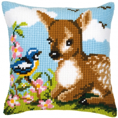 VERVACO TAPESTRY CUSHION PN-0008691