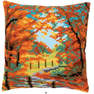 VERVACO TAPESTRY CUSHION PN-0155863