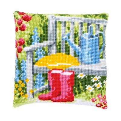 VERVACO TAPESTRY CUSHION  PN-0162218