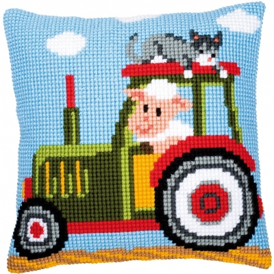 VERVACO TAPESTRY CUSHION PN-0008483