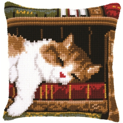 VERVACO TAPESTRY CUSHION PN-0146409
