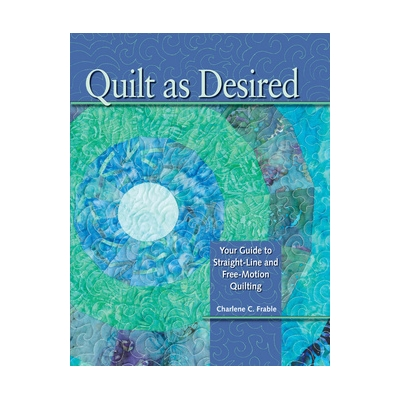 QUILT AS DESIRED BOOK