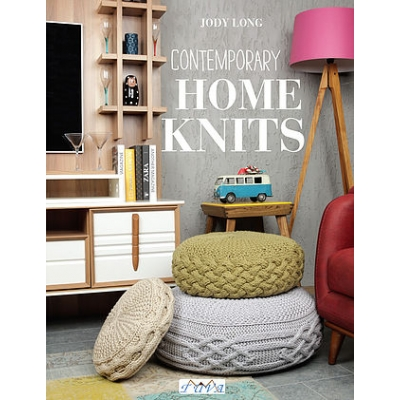Contemporary Home Knits Book