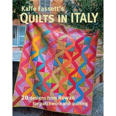Kaffe Fassett's Quilts In Italy Kitabı