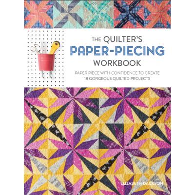 The Quilter's Paper-Piecing Workbook Kitabı