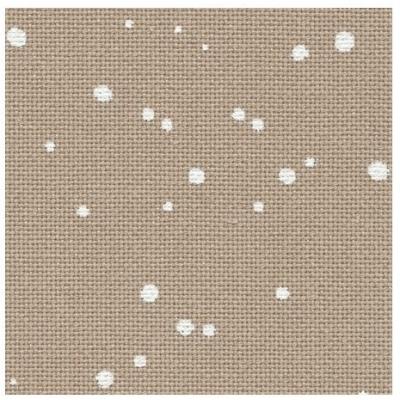 ZWEIGART Embroidery Fabrics Lugana Splash 3835-7449