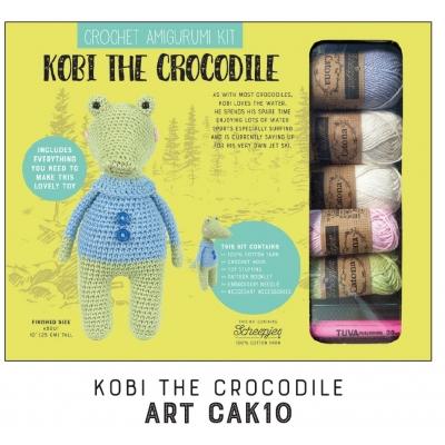 Tuva Crochet Amigurumi Kit CAK10