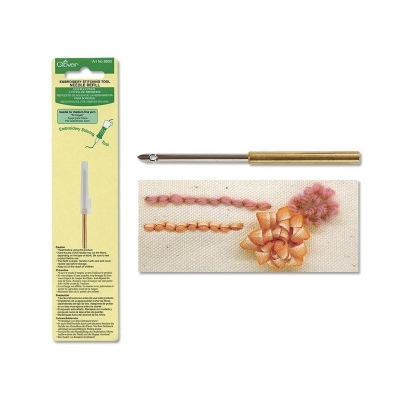 CLVOER EMBROIDERY NEEDLE REFILL(MEDIUM FINE YARN) 8802