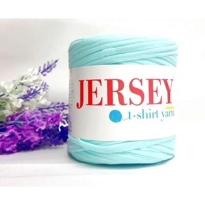Jersey T-Shirt Yarn Penye İplik Turkuaz