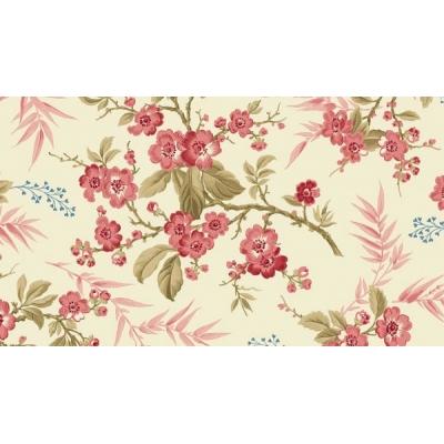 MAKOWER-UK Patchwork Fabric 8822-E