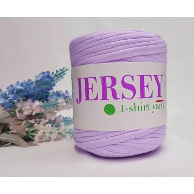 Jersey T-Shirt Thread Lilac