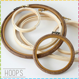 hoops, embroidery hoop online shop